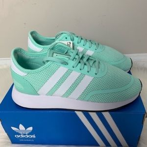ADIDAS N-5923 SHOES YOUTH SIZE 5 New